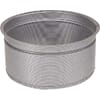 Basket filters Stainless steel