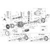 Ersatzteile passend für Bertolini PBO 1100-1250