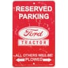 Parking Signs Ford