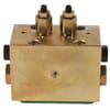 Cetop 03 automatic change-over valve type VIAAP