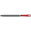 RAB.DRDB-EM-A half-round wood rasp, tooth pitch 1, coarse, with handle