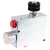 3 way flow control valves with check valve type VPR ET-RL-ST