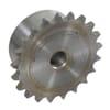 """Kettingwielen voorgeboord - BS / DIN 8187 - simplex 3/8"""" x 7/32"""""""