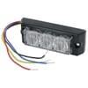 Warning light LED, 12-24V, amber, 32x90x25mm, Britax