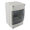 Installation cabinet with cover IP55