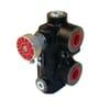 3-way flow control valve type 2FV2V