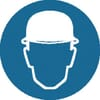 Safety signs, Head protection _