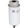 Fuel filter secondary