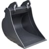 Buckets for CW-quick coupler
