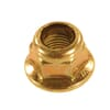 Flanged Lock Nut 14x1.5mm