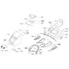 Karosserie für ALKO TYP Comfort T1000