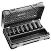 NSTXL.J8A impact socket set Torx® 8-piece