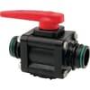 Ball valve 3 ways T5