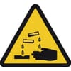 Safety signs, Corrosive