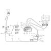 Elektrische wisselfunctie enkel HE / HD voor 3e functie