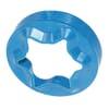 Sealing rings for profile tubing