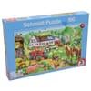 SH56003 Happy Farm Jigsaw