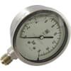 Manometer diameter Ø 100 mm geheel RVS