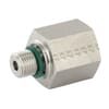 Stainless steel Reducing adaptor male/female BSP - REDR..WD RVS (male smallest first)