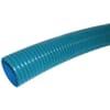 PVC zuig- en persslang blauw/groen