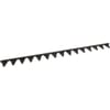 Top knife 1.14m 15 sections,  ESM