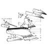 Niemeyer - telesá pluhu NH3/NH4