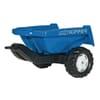 R12884 RollyKipper II tippvagn blå