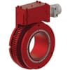 Hydraulic swivel joint complete with hydraulic motor B.P. - Maximum torsion moment: 7400 Nm