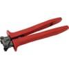Håndbetjente krympeværktøjer til udskifteligt værktøjshoved