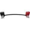 Cable de masa trenzado de batería 300 mm/35 mm2