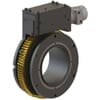 Hydraulic swivel joint complete with hydraulic motor B.P. - Maximum torsion moment: 10000 Nm
