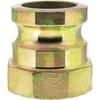 Camlock industrial hydraulic plug with inner thread