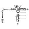 4WD Front Axle drive (shaft)