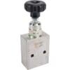 Pressure reducing valve VME