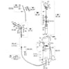 Komponentenzeichnung Gloria 410 T Profiline