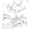 Rabe - Teleso pluhu BP-306 O / BP-307 O