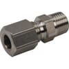 Male stud coupling GEV-Lup RVS