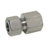 Stainless steel parallel female stud coupling GAV-BSP