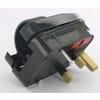 Adaptor Plug - European to UK 3 pin