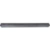Scraper bars for rubber scrapers
