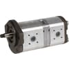 Gear pump AZPFF-11-022/011LHR2020KB-S0214 Bosch Rexroth