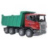 U03550 Scania kippikuorma-auto