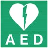 AED signs _