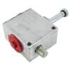 Inline valves 2/2 - N.C. 1-direction CP508-3