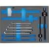 1101 CT-1.29/1K Ball bearing extractor set