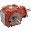 Comer gearboxes TL-311D + free wheel speed reduction