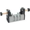 5/2-weg magneetventiel, bi-stabiel ISO - Kramp Market