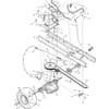 Rahmensatz - Fahrantrieb für Murray TYP 31200X50A