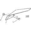 17 Couteau élargisseur de sillon