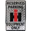 Parking Signs McCormick Case IH